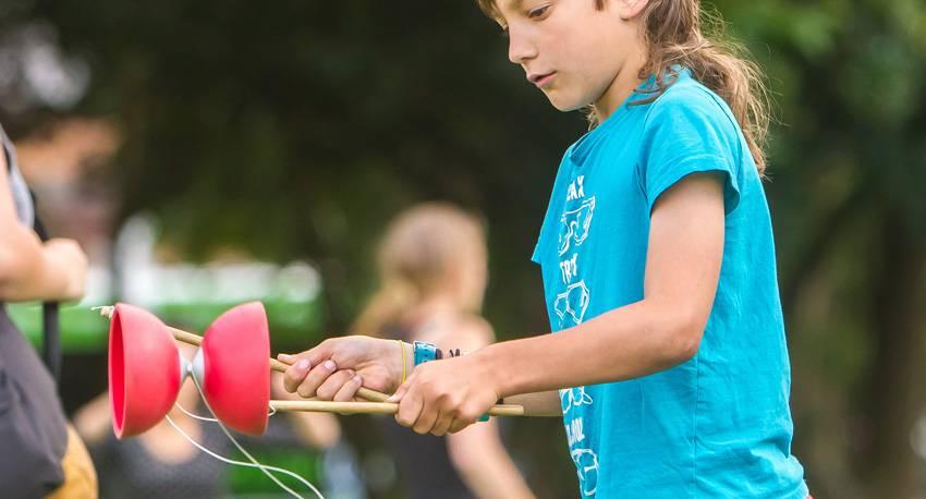 Atelier Cirque - École Montessori des 4 Valleés