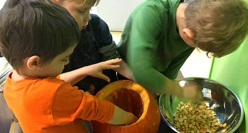 Atelier Cuisine - École Montessori des 4 Valleés